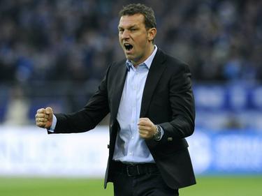 Markus Weinzierl hat europäisch noch einiges vor mit dem FC Schalke 04