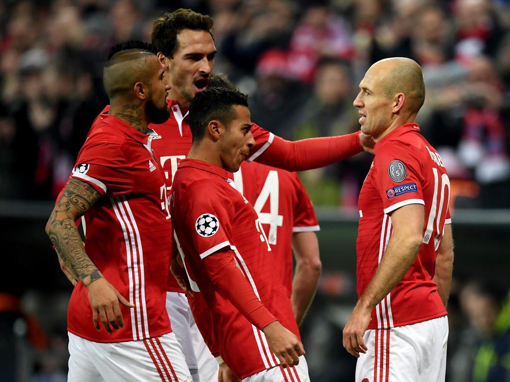 El Bayern está intratable tras un inicio de temporada titubeante. (Foto: Getty)