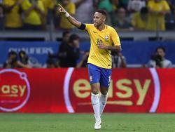 Neymar glaubt an die Stärke der eigenen Nationalmannschaft