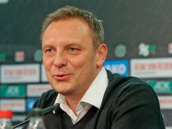 André Breitenreiter will mit Hannover 96 aufsteigen