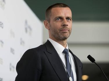 UEFA-Präsident Aleksander Ceferin hat Serbien den Ausschluss aus dem Europapokal bei weiteren Hooligan-Attacken angedroht