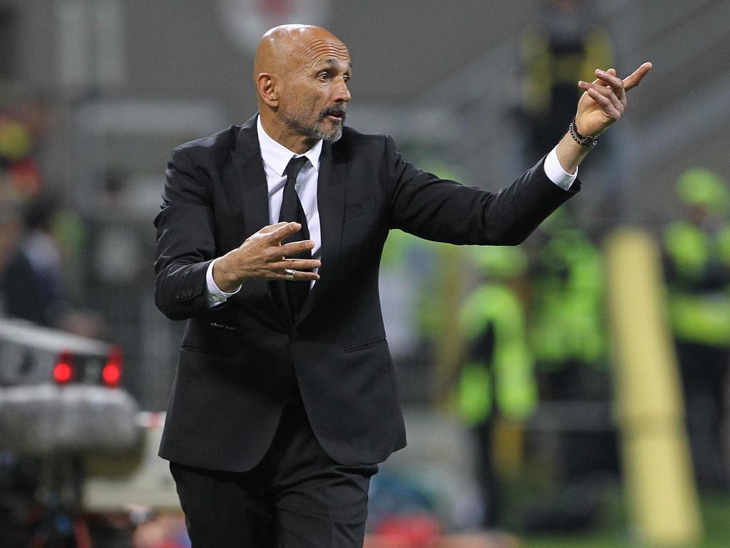 Trainer Spalletti verlässt AS Rom