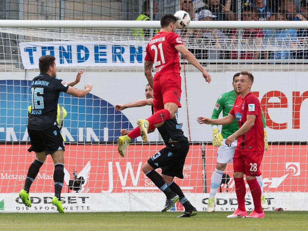 Relegation: Tor-Debütant und Keeper lassen 1860 jubeln