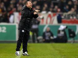 Für Torsten Lieberknecht ist Leipzig ein Endspiel
