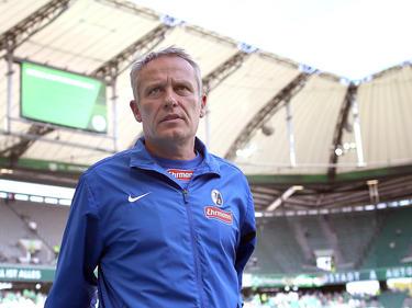 Christian Streich will Eintracht Trier nicht unterschätzen