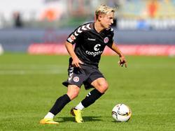 Marc Rzatkowski steht auf dem Wunschzettel von RB Salzburg