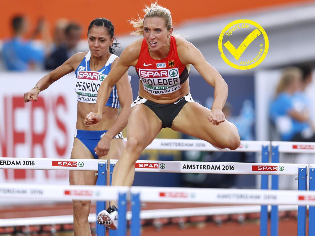 Mit großem Willen strebt Cindy Roleder ihr erstes Olympia-Finale an