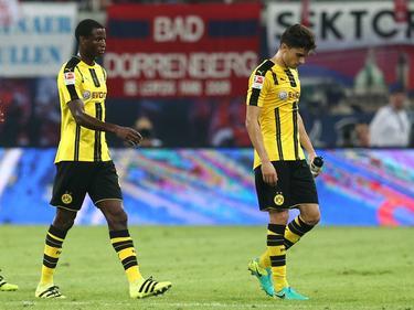 Adrian Ramos und Marc Bartra fallen gegen Leverkusen aus