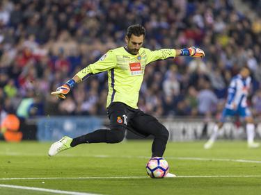 Diego López seguirá vinculado al Espanyol. (Foto: Imago)