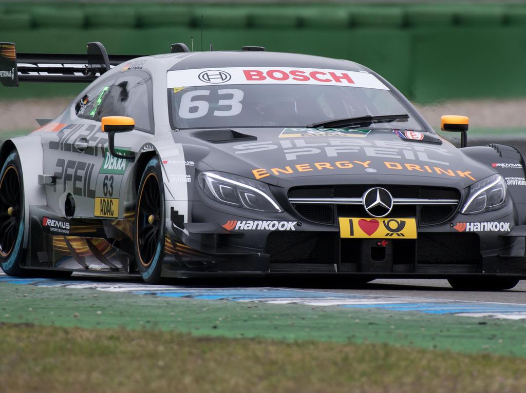 Mercedes wird nur noch im nächsten Jahr in der DTM fahren