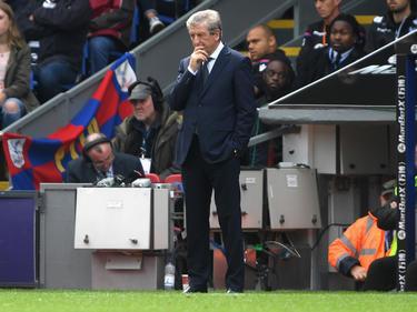 Das Palace-Debüt von Roy Hodgson ist missglückt
