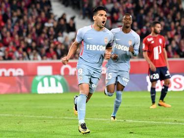 Falcao sigue ratificándose como un gran goleador en Europa. (Foto: Imago)