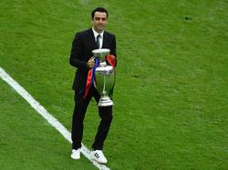 Xavi beendet seine Karriere am Saisonende