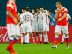 Jordi Alba marcó en el segundo partido consecutivo. (Foto: Getty)
