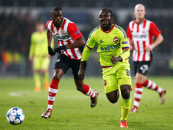 Seydou Doumbia (r.) wechselt zu Newcastle United