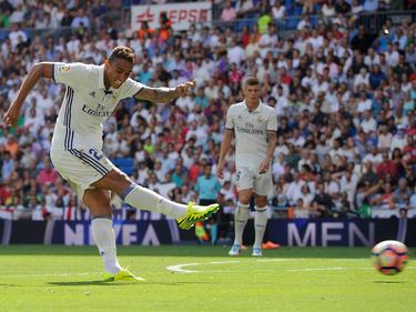Danilo von Real Madrid (10.09.16) im Spiel gegen Osasuna