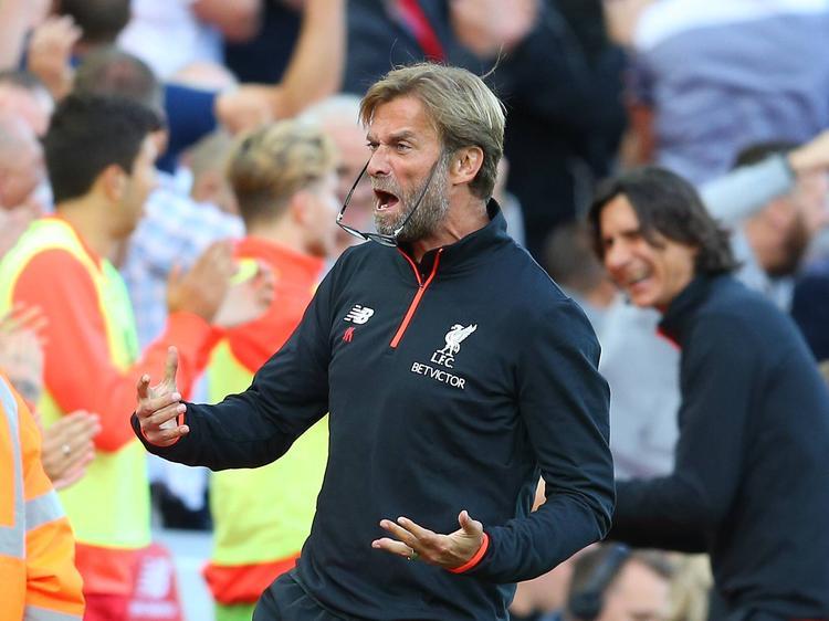 Jürgen Klopp ist mit den Reds derzeit sehr erfolgreich