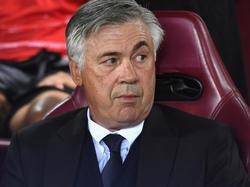 Carlo Ancelotti kann auch mal aus der Haut fahren