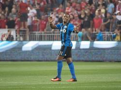 Didier Drogba wollte nicht auf der Bank Platz nehmen