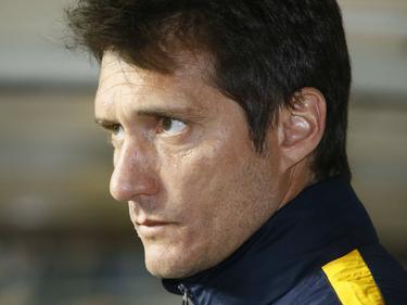 Guillermo Barros Schelotto, entrenador de Boca. (Foto: Imago)