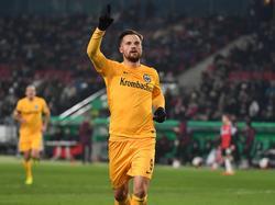 Haris Seferovic con el Eintracht de Frankfurt (Foto:Getty)