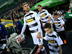 Christoph Kramer möchte noch lange bei der Borussia spielen