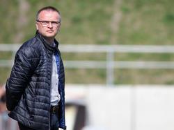 Bitte um die Vertragsauflösung in Halle: Stefan Böger