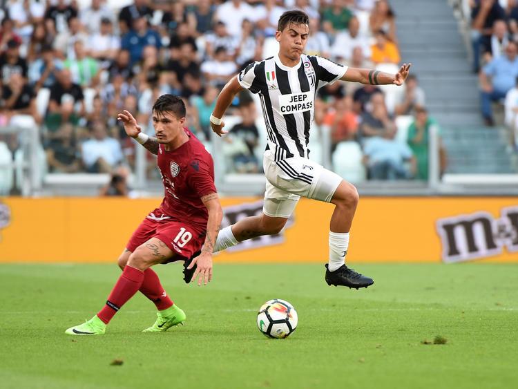 Juventus siegt zum Auftakt der Serie A