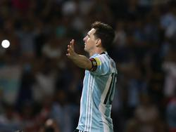 Lionel Messi sicherte Argentinien den Sieg