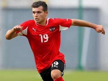 In Österreichs U21-Auswahl ist Kevin Stöger ein Schlüsselspieler