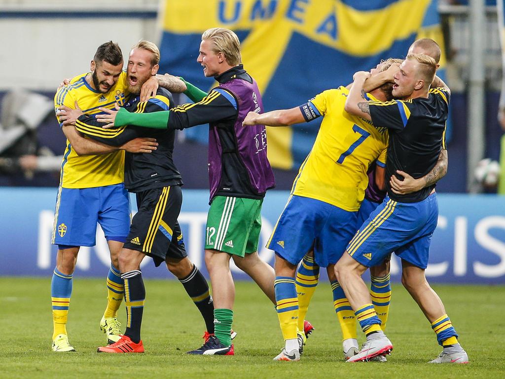 em italien gegen schweden