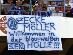 """""""Nette"""" Worte der Schalker an Andreas Möller"""