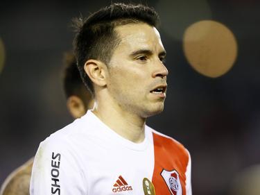 Saviola con la camiseta del River Plate, último club de su carrera profesional. (Foto: Getty)