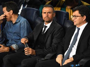 Luis Enrique darf wohl beim FC Barcelona bleiben