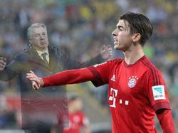 Lucas Scholl (r.) hat die Bayern im Winter verlassen