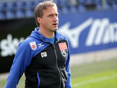 Horn-Coach Christoph Westerthaler muss mit seinem Team gegen den Meister bestehen