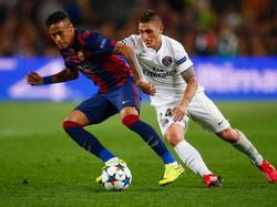 Tauschen Neymar und Verratti die Seiten?