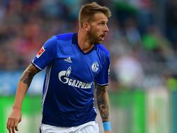 Guido Burgstaller könnte in den Schalke-Sturm zurückkehren