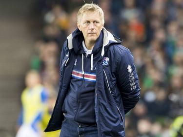 Heimir Hallgrímsson führt Island auch zur WM