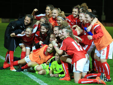 Österreichs U19-Mädls starteten mit einem 4:0-Triumph gegen Kroatien in die EM-Qualifikation