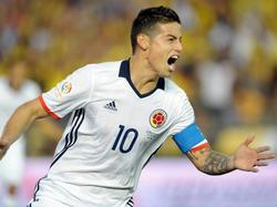 James Rodríguez vuelve a ser el referente en ataque. (Foto: ProShots)