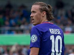 Max Kruse sendet den Werder-Fans eine ermutigende Videobotschaft