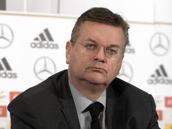 """Grindel sieht """"Bewerbung um die Euro 2024 nicht gefährdet"""""""