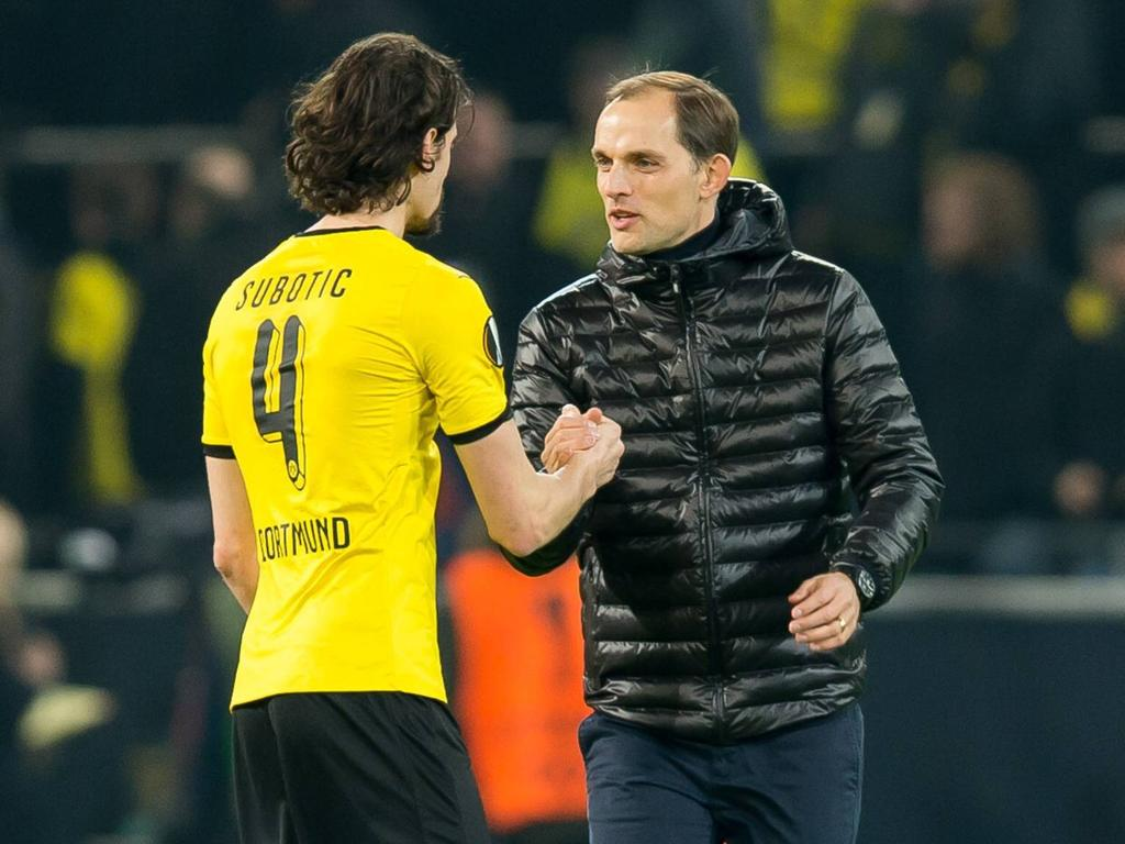 Subotic retrouve son bourreau de Dortmund
