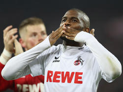 Auch in China treffsicher: Anthony Modeste