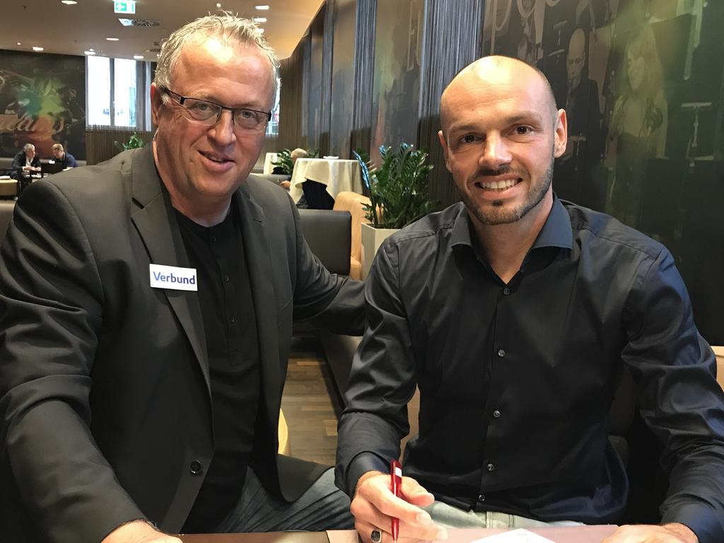 Ex-Armine Westermann wechselt von Ajax zu Austria Wien