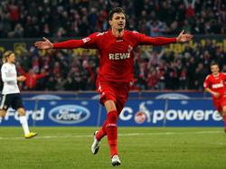 Milivoje Novakovič erlebte seine beste Zeit im Trikot des 1. FC Köln