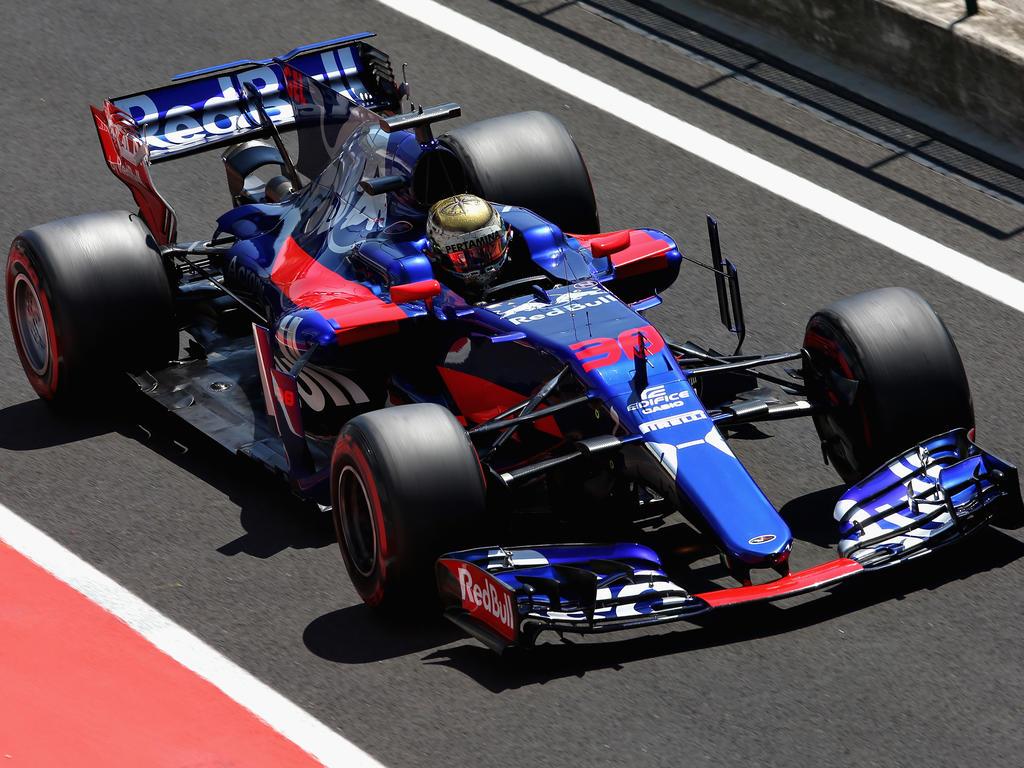 Toro Rosso wird 2018 weiter mit Renault-Antrieben unterwegs sein