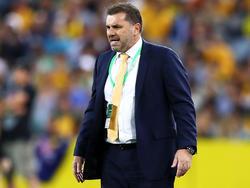 Ange Postecoglou räumt seinen Posten als Australien-Trainer