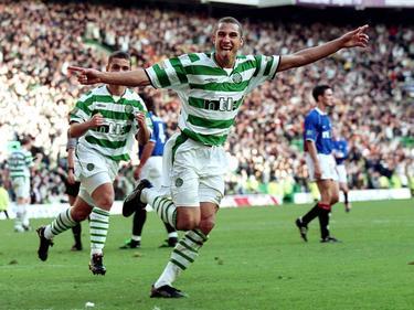 Mit 174 Toren in 221 Pflichtspielen eroberte Henrik Larsson zwischen 1997 und 2004 die Herzen der Celtic-Fans